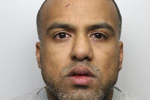 Amin Moshin has been jailed for 18 years for his role in a firearms conspiracy.