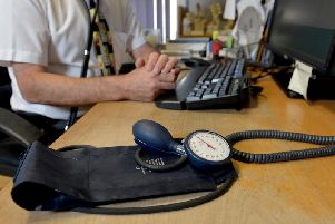 Figures for appointments at GP practices in Yorkshire have been released. Picture: PA Archive/PA Images.