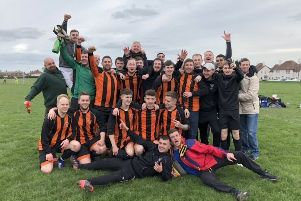Howden Clough will bid to add the Wakefield League Cup to the Division Two title when they Crofton Sports Reserves in the final on Friday April 19.