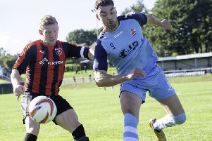 Joe Walton scored his 22nd goal of the season as Liversedge recorded a 2-1 win  away to neighbours Thackley last Saturday to maintain their excellent run in the Northern Counties East League Premier Division.