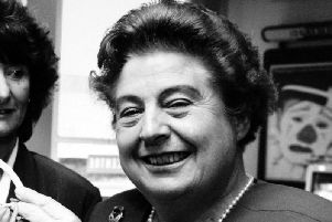 Betty Lockwood has died aged 95.