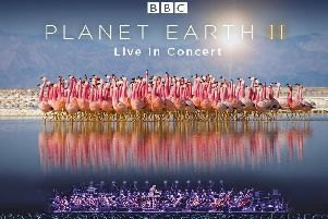 The live concert comes to Leeds First Direct Arena