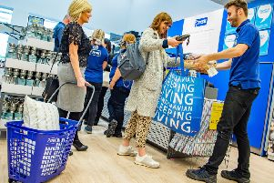 Pontefract and Dewsbury's JYSK UK stores act to tackle growing problem of plastic waste