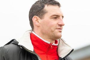 Dewsbury Rams coach Lee Greenwood is eyeing a crucial period as his side aim to stay above the Championship relegation zone. Pic: Allan McKenzie