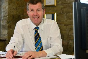 David Greenwood, a partner at Switalskis solicitors which is representing 95 victims taking legal action against Yorkshire authorities