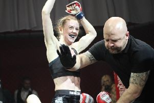 Marie Spencer has been selected in the England squad for the 2019 International Mixed Martial Arts Federation (IMAAF) World Championship, which take place in Bahrain this November.