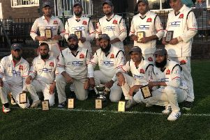 Mount CC won the Halifax League Second Teams Premier Division title.