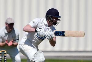 Josh Haynes claimed 4-45 and made a half century for Birstall.