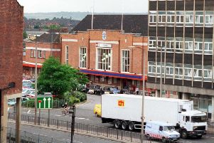 Doncaster Railway Station