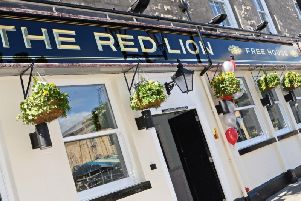Doncaster Red Lion, roaring success in pub grub stakes