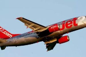 The Jet2 flight bound for Ibiza diverted to Toulouse
