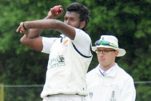 Arosh Janoda was in sensational form with bat and ball for Conisbrough in their win over Sprotbrough.