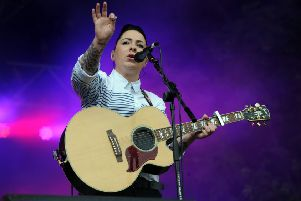 Lucy Spraggan plays Y Not Festival this year.