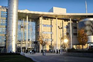 The Hub campus of Doncaster College.