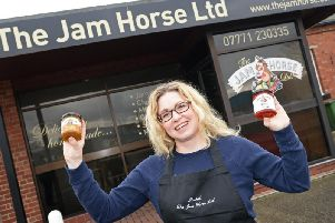 Rachel Whittaker, pictured at The Jam Horse, in Doncaster. Picture: Marie Caley NDFP Jam Horse MC 1