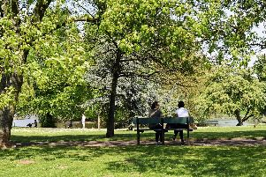 Sandall Park, Doncaster. Picture: Marie Caley
