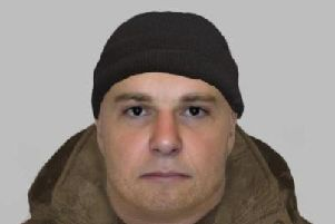 Police have issued this e-fit
