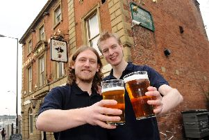 The Shakespeare was named among the top 10 best craft beer pubs in the UK