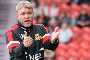 Doncaster Rovers manager Grant McCann has revealed he spoke to Barnsley before joining the club