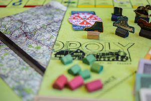 Get out of jail free - how Yorkshire firm's Monopoly boards helped prisoners of war to escape