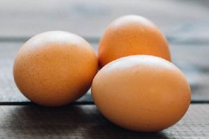 Concerns about illegal eggs