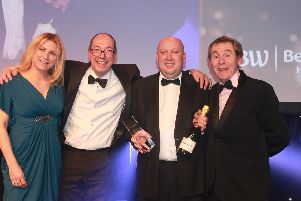 Hotel of the Year award for Doncaster hotel