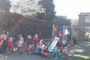 The Doncaster Deaf Trust hopes to raise 125,000 for the new nursery and playarea at its school, on Leger Way, through an appeal.