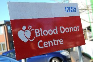 Could you give blood?