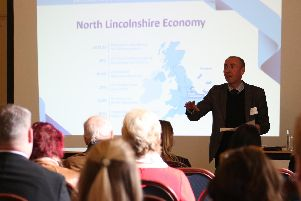 Rob Waltham, the Leader of North Lincolnshire Council and also councillor for the Brigg and Wolds ward, launches the The North Lincolnshire Tourism Partnership