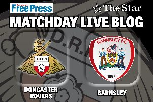 Doncaster Rovers v Barnsley