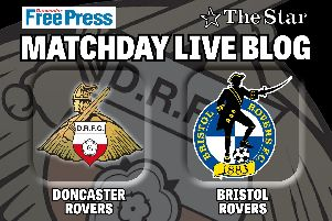 Doncaster Rovers v Bristol Rovers