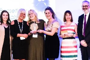 The top health team at the Awards