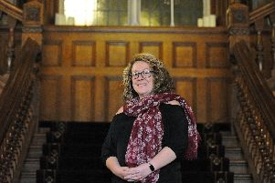 Gaynor Ward, Corporate events and business development manager, pictured.. Picture: NDFP-26-03-19-RossingtonHall-1