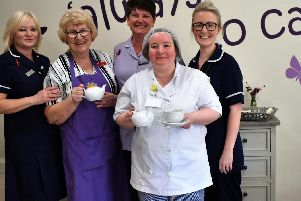 Lindsey Lodge Hospice has launched its Tea Break campaign to raise much needed funds