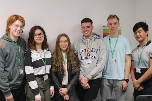 Students from Auckley New College who wish to leave Doncaster after their A-levels.