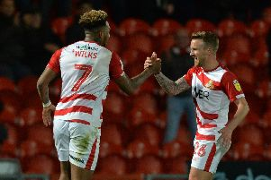 Mallik Wilks and James Coppinger