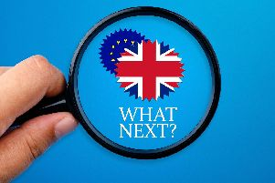 Effect of Brexit uncertainty