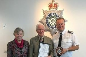 Recognition of long service