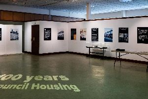 The Addison Act Exhibition, which has been launched by housing provider St Leger Homes, in partnership with Doncaster Council, to mark the centenary of council housing in Doncaster.