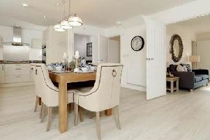 Lovell Homes is officially opening the doors to its brand new showhomes at the Willow Grange development in Doncaster
