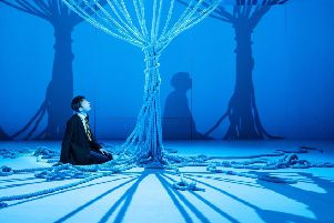 Award-winning A Monster Calls hits the stage next year at Nottingham Theatre Royal