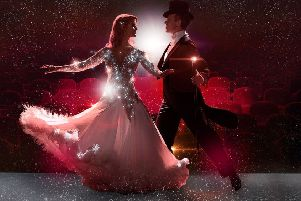 Star dancers Anton Du Beke and Erin Boag to perform in Sheffield and Nottingham shows