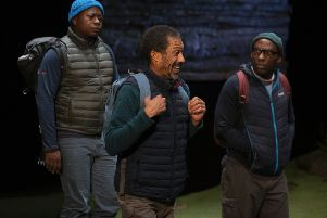 Highly acclaimed play Black Men Walking hits the stage at Nottingham Playhouse soon