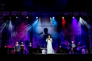 Top tribute Whitney: Queen Of The Night is coming to Mansfield Palace Theatre next year