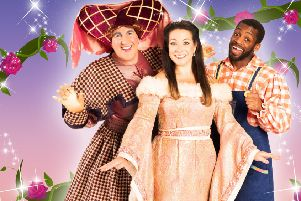 Nottingham Playhouse panto will be a real beauty this year