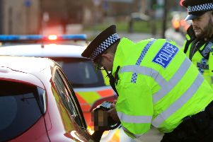 Drink drive operation