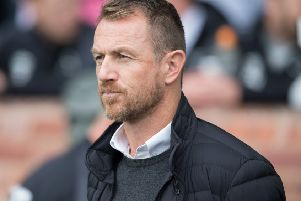 Derby County vs Nottingham Forest - Derby County manager Gary Rowett - Pic By James Williamson