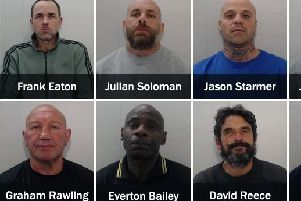 These men have been jailed running an international drug-smuggling network after Greater Manchester Police seized �66million of heroin and cocaine in 2017.