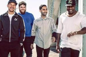 Rudimental have announced a show in Sheffield.