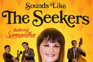 See Seekers tribute show at Mansfield Palace Theatre